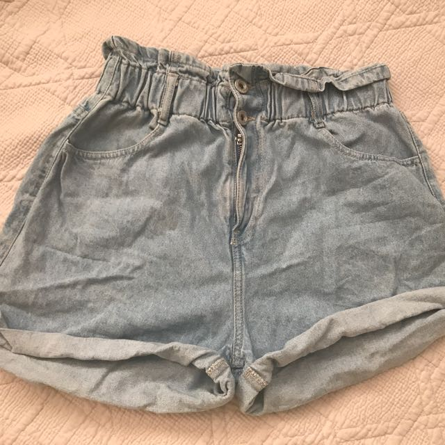 Well loved high waisted shorts