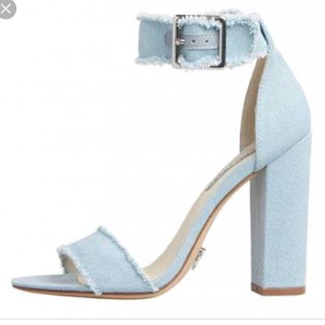 Windsor Smith Denim Heels