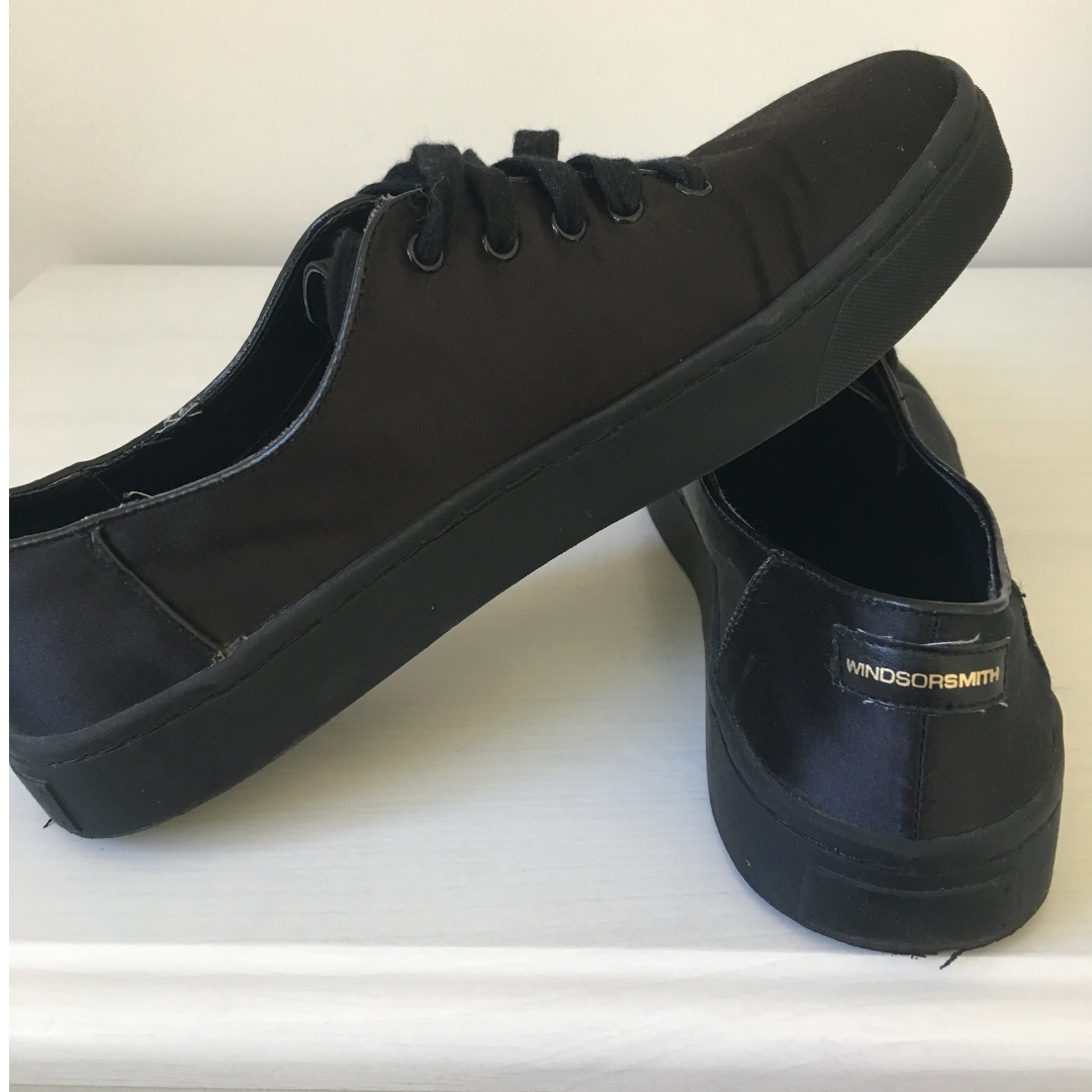 Windsor Smith Silky Shoes