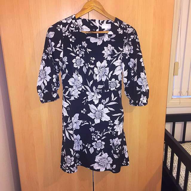Witchery Floral Dress