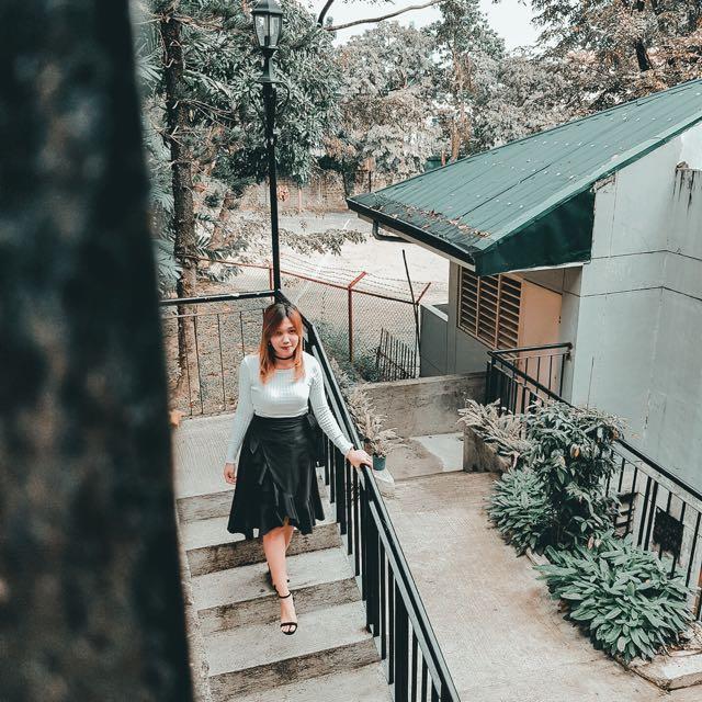 Wrap around Frilled Skirt 🦄🌈
