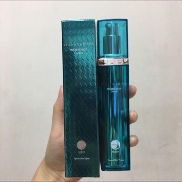 韓國yihan carino 麗仁堂 地漿水 waterdrop cream 三合一