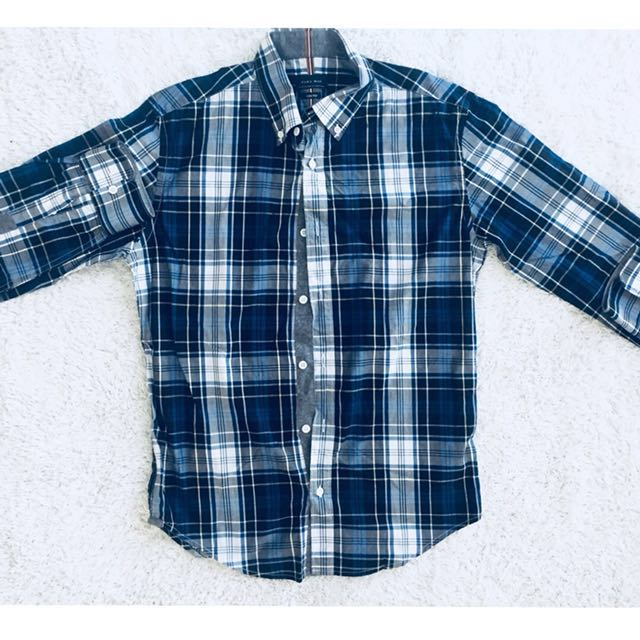 Zara Men's Flannel Shirt