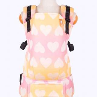 BNWT Tula WC Toddler - Love Peach Sorbet