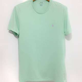 Polo Ralph Lauren Slim Fit Green Tosca Shirts