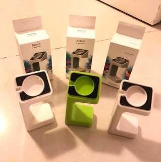 包郵 Apple Watch 充電支架 全新有盒