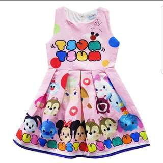 Tsum Tsum Dress