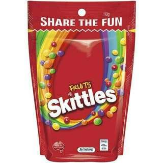 Skittles 100gr
