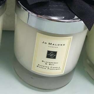 JO MALONE BLACKBERRY & BAY SCENTED CANDLE 香薰 蠟燭  另有 CHANEL CARTIER HERMES LV