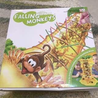 童-增進親子關係-猴子桌遊