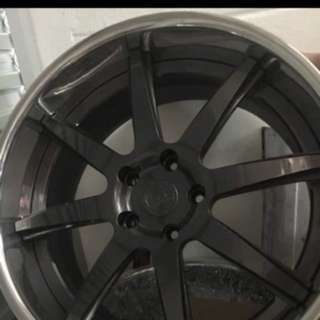 Bc sport rim 22 inch