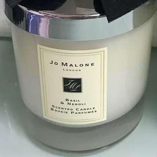JO MALONE BASIL & NEROLI SCENTED CANDLE 香薰 蠟燭  另有 CHANEL CARTIER HERMES LV