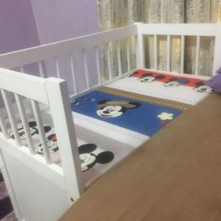 Baby Bed Side Cot ( Katil Baby )