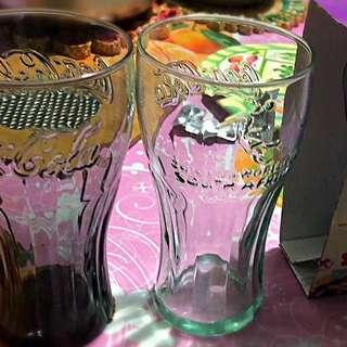 🚚 2012奧運cola聯名玻璃杯