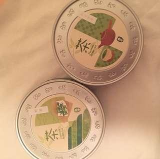 日本直送綠茶茶葉2盒