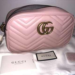 全新 Gucci Marmont GG bag
