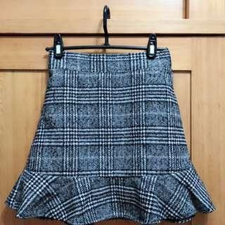 🚚 正韓 魚尾褲裙