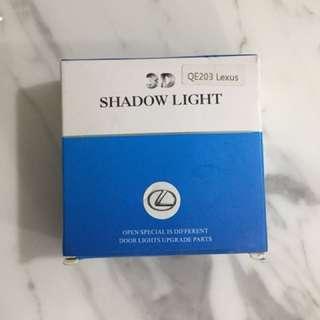 Lexus IS 250 shadow lights