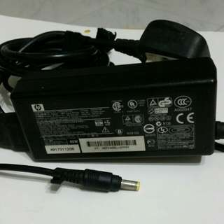 original hp laptop charger 18.5v..3.5A..65w..good condition only $15