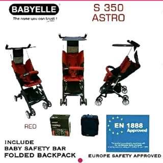 Babyelle Astro S350 (Pockit)
