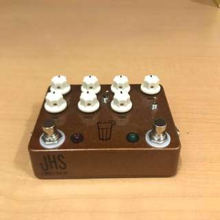 JHS Sweet Tea V2 overdrive pedal