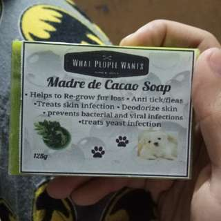 💯% NATURAL. MADE FROM MADRE DE CACAO LEAVES