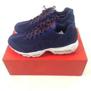finest selection be59c 799d0 Nike x stussy air max 95 Blue us 8.5 brand new rare