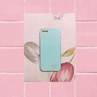 Light Blue Hard Case Iphone 5/5s/SE