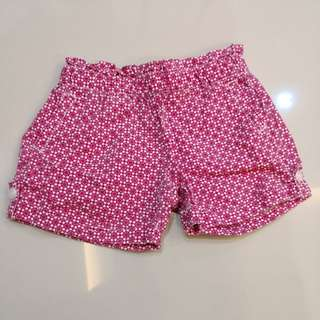 Cotton On Pink Short Pant (3y)