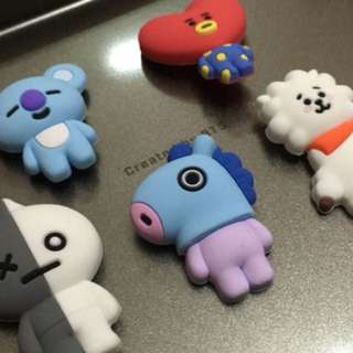 [READY STOCK] BT21 LAMY ACCESSORIES