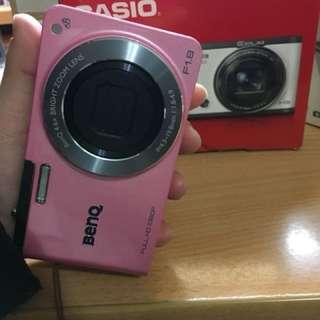 🚚 Casio BenQG2f相機 可買可租配備多