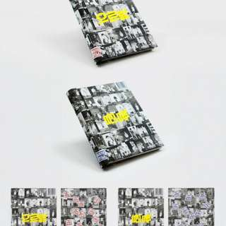 EXO M 1st Repackage Album: GROWL
