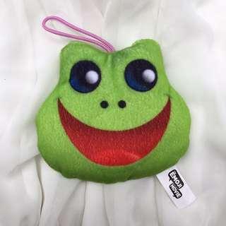 #ImlekHoki Frog The Emoji Movie Toys from McD Happy Meal