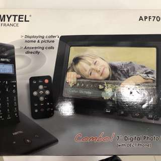 Amytel 7' Digital photo frame 電話連電子相架