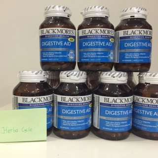 Blackmores digestive aid