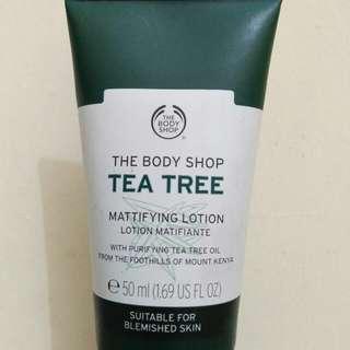 The Body Shop Tea Tree Mattifying Lotion 50ml