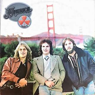 America Hearts Vinyl