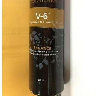 Young Living V6 enhanced vegetable oil