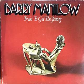 Barry Manilow Vinyl Record