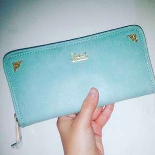 Salad Wallet 銀包(Tiffany blue)