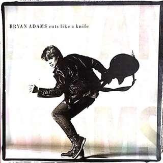 Bryan Adams Vinyl Record