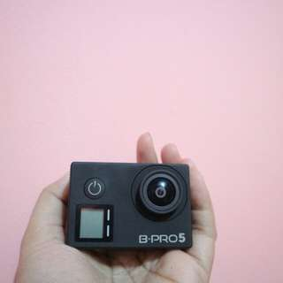 Preloved Brica B-Pro5 Alpha Edition 4K Mark IIs Black komplit full pack masih mulus banget like new