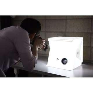 🚚 Foldio2 攜帶型攝影棚 折疊式