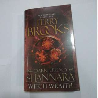 The Dark Legacy of Shannara Witch Wraith