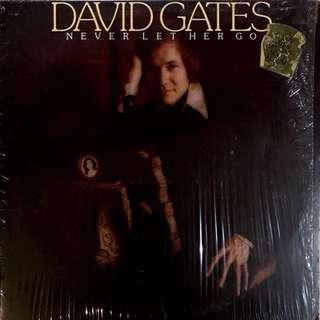 David Gates Vinyl Record
