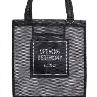 OPENING CEREMONY TOTE BAG