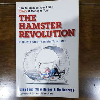The Hamster Revolution - Mike Song, Vicki .H & Tim B