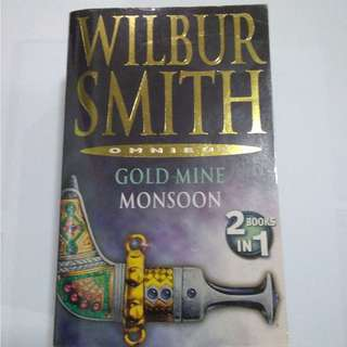 2-in-1 books: gold mine & monsoon