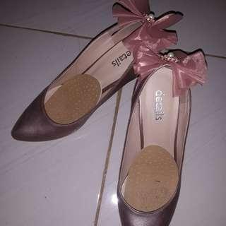 Rose Pink Tie 7cm