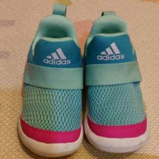 Limited Edition Adidas BABY / Infant RapidaZen Slip On Sneaker
